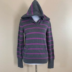 Tommy Hilfiger Stripped Sweater Hoodie